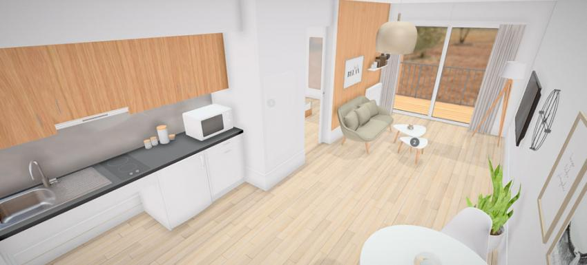 RESIDENCE MOBICAP LOUVIERS