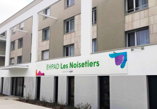 EHPAD Les Noisetiers